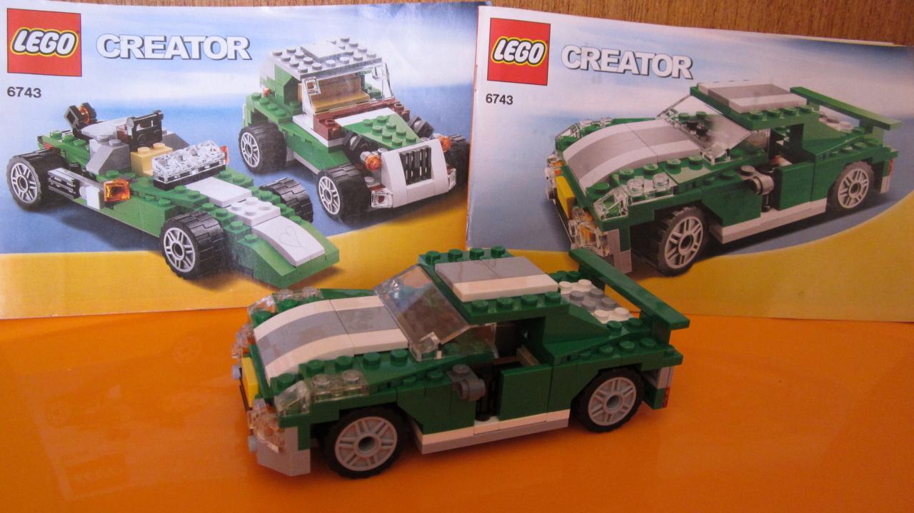 L go - Lego ninjago voiture ...