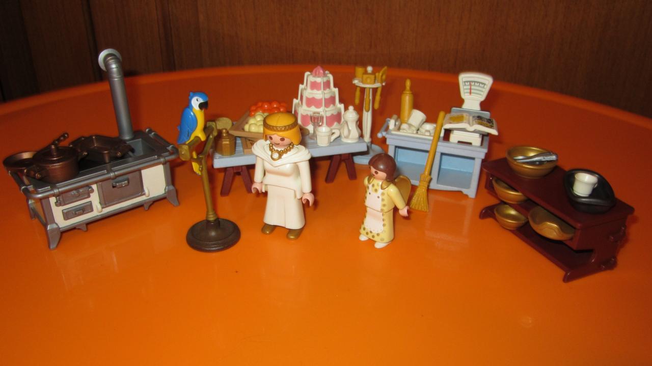 Playmobil for Playmobil cuisine